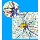 Toulouse / Forêt de Bouconne 2043 ET mapa IGN 2019 (2)