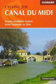 Canal du Midi Toulouse - Sete przewodnik rowerowy CICERONE