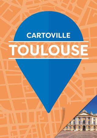 TULUZA TOULOUSE CARTOVILLE przewodnik GALLIMARD 2020 j. francuski (1)