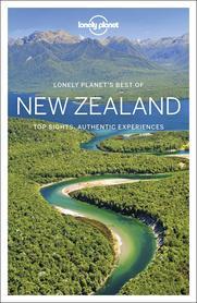 NOWA ZELANDIA BEST OF 3 przewodnik LONELY PLANET 2021