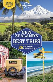 NOWA ZELANDIA Best Trips 2 przewodnik LONELY PLANET 2021
