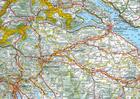 SZWAJCARIA mapa 1:400 000 MICHELIN 2021 (2)