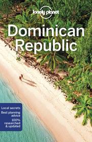 DOMINIKANA 8 przewodnik LONELY PLANET 2021