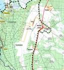 NADLEŚNICTWO WIELBARK mapa turystyczna 1:40 000 EKOKAPIO (2)