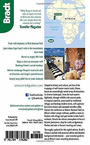 GHANA 8 przewodnik turystyczny BRADT 2019 (2)