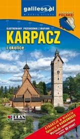 KARPACZ I OKOLICE ilustrowany przewodnik z mapami STUDIO PLAN 2020