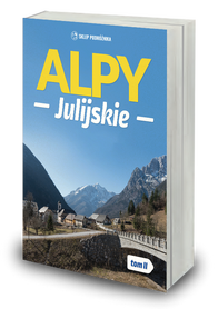 ALPY JULIJSKIE T.2 przewodnik SKLEP PODRÓŻNIKA 2020