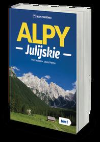ALPY JULIJSKIE T.1 przewodnik SKLEP PODRÓŻNIKA 2019