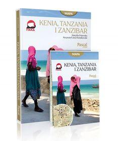KENIA TANZANIA ZANZIBAR przewodnik PASCAL 2019