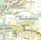 NAŁĘCZÓW plan miasta i mapa okolic 1:9 000 STUDIO PLAN 2017 (2)