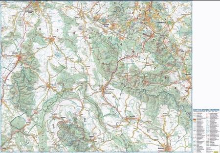 GÓRY WAŁBRZYSKIE I KAMIENNE mapa turystyczna 1:35 000 COMPASS 2021 (5)