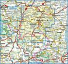 GÓRY WAŁBRZYSKIE I KAMIENNE mapa turystyczna 1:35 000 COMPASS 2021 (3)