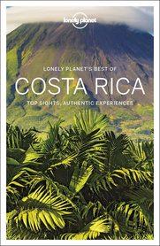 KOSTARYKA COSTA RICA Best of w.3 przewodnik LONELY PLANET 2021