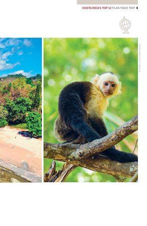 KOSTARYKA COSTA RICA Best of w.3 przewodnik LONELY PLANET 2021 (5)