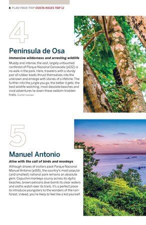 KOSTARYKA COSTA RICA Best of w.3 przewodnik LONELY PLANET 2021 (6)