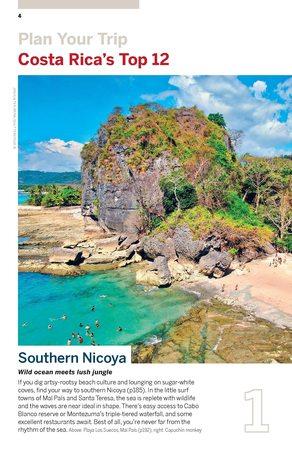 KOSTARYKA COSTA RICA Best of w.3 przewodnik LONELY PLANET 2021 (4)