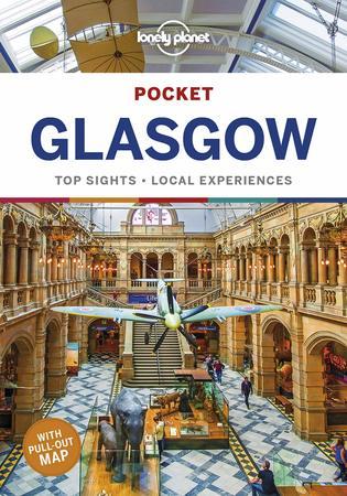 GLASGOW 1 POCKET przewodnik LONELY PLANET 2019 (1)