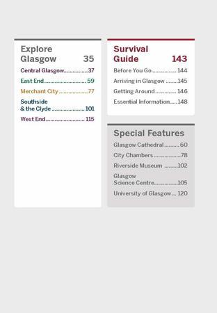 GLASGOW 1 POCKET przewodnik LONELY PLANET 2019 (3)