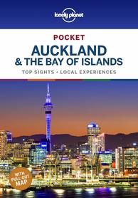 Auckland & the Bay of Islands przewodnik POCKET LONELY PLANET 2021