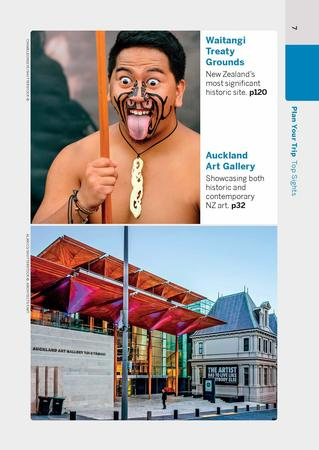 Auckland & the Bay of Islands przewodnik POCKET LONELY PLANET 2021 (4)
