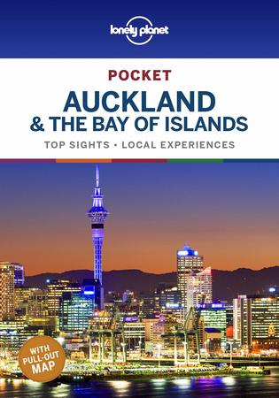 Auckland & the Bay of Islands przewodnik POCKET LONELY PLANET 2021 (1)