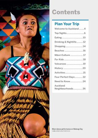Auckland & the Bay of Islands przewodnik POCKET LONELY PLANET 2021 (2)