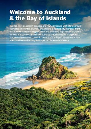 Auckland & the Bay of Islands przewodnik POCKET LONELY PLANET 2021 (5)