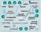 STUBAIER ALPEN wodoodporna mapa turystyczna 1:50 000 KOMPASS 2019 (3)