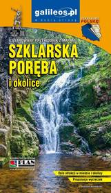SZKLARSKA PORĘBA I OKOLICE ilustrowany przewodnik z mapami STUDIO PLAN 2019