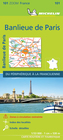 PARYŻ I OKOLICE mapa 1:53 000 MICHELIN 2021 (1)