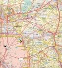 PARYŻ I OKOLICE mapa 1:53 000 MICHELIN 2021 (2)