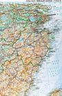 CHINY POŁUDNIOWE cz. 1 mapa geograficzna 1:2 000 000 GIZIMAP (3)