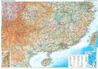 CHINY POŁUDNIOWE cz. 1 mapa geograficzna 1:2 000 000 GIZIMAP (7)