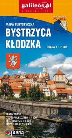 BYSTRZYCA KŁODZKA plan i mapa okolic STUDIO PLAN (1)