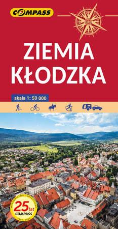 ZIEMIA KŁODZKA mapa turystyczna 1:50 000 COMPASS 2021 (1)