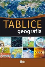 TABLICE Geografia wyd. WIEDZA 2020