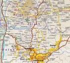 JORDANIA mapa 1:400 000 REISE KNOW HOW 2020 (2)