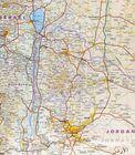 JORDANIA mapa 1:400 000 REISE KNOW HOW 2020 (5)