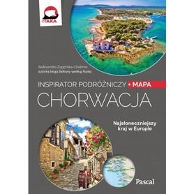 CHORWACJA Inspirator Podróżniczy przewodnik PASCAL 2021