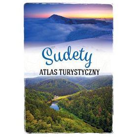 SUDETY Atlas Turystyczny SBM 2021