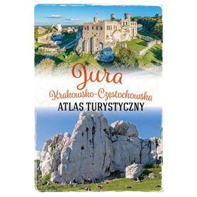 JURA KRAKOWSKO-CZĘSTOCHOWSKA Atlas Turystyczny SBM 2021