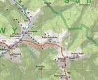 BIESZCZADY laminowana mapa turystyczna EXPRESSMAP 2021 (3)