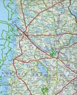 FINLANDIA mapa 1:650 000 KUMMERLY+FREY (2)