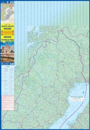 SZWECJA mapa 1:900 000 ITMB 2020 (3)