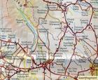 MACEDONIA (Grecka) mapa samochodowa 1:230 000 ANAVASI (3)