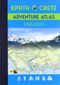 KRETA adventure atlas 1:50 000 ANAVASI 2019