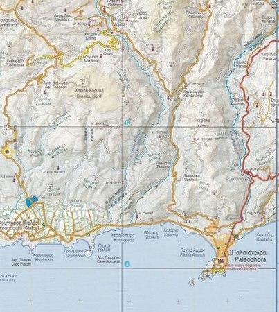 KRETA adventure atlas 1:50 000 ANAVASI 2019 (3)