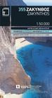 ZAKYNTOS mapa wodoodporna 1:50 000 TERRAIN (1)