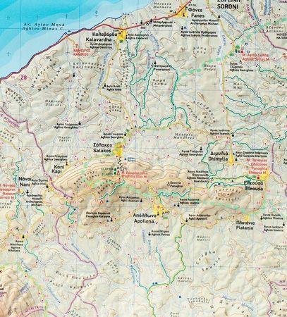 RODOS mapa wodoodporna 1:75 000 TERRAIN 2019 (2)