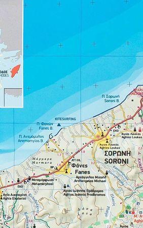 RODOS mapa wodoodporna 1:75 000 TERRAIN 2019 (3)